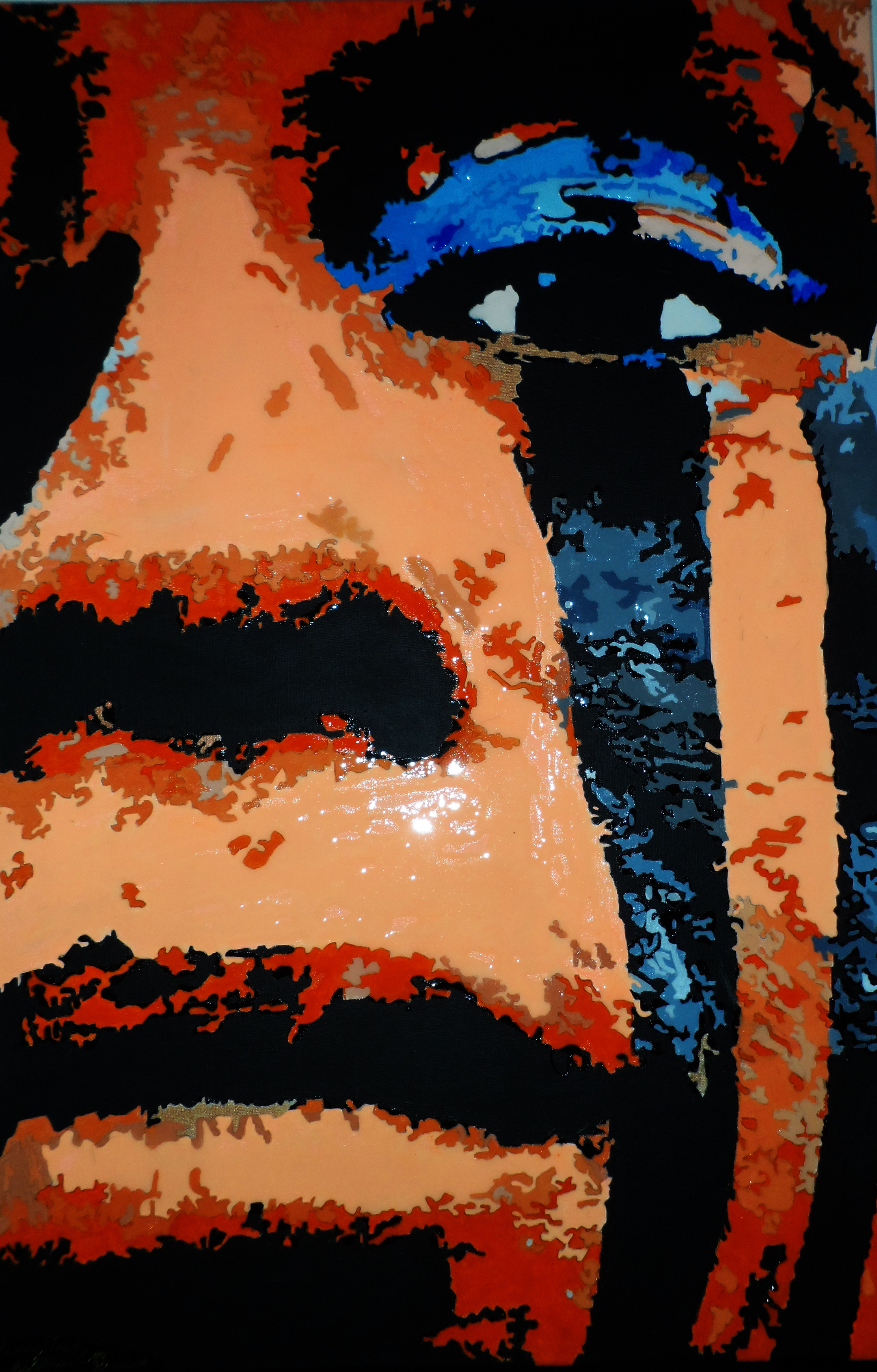 **New Painting** Camouflage